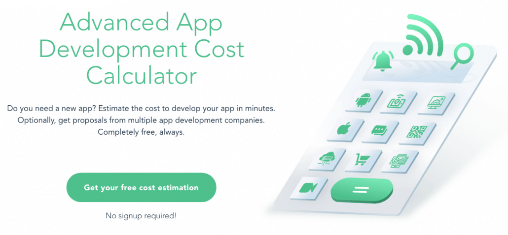Advanced App Development Cost Calculator