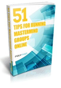 51 tips for running mastermind groups online