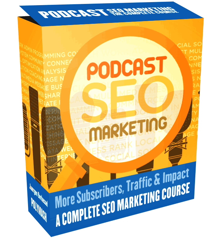 POdcast SEO Marketing