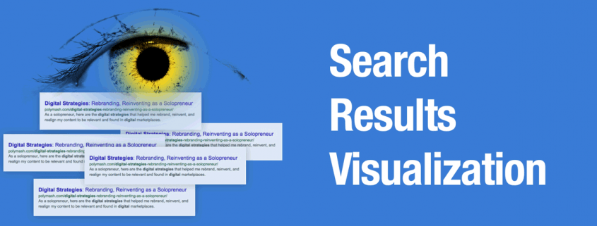 Search Results Visualization