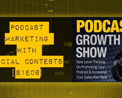 Podcast Marketing With Social Contests