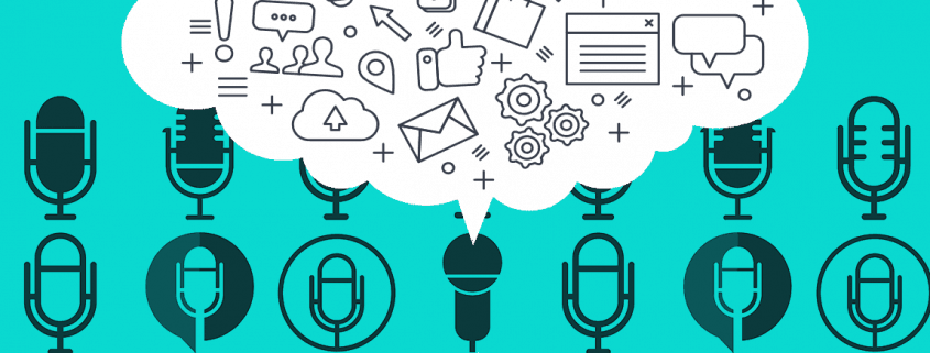 Podcast Content Strategy - 3 Reasons Content Marketers Should Try It