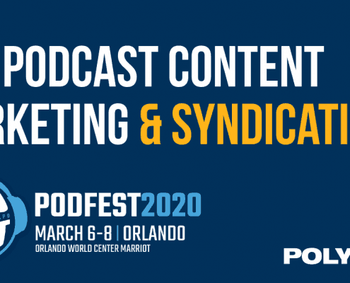 Podfest Content Marketing SEO Session
