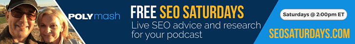SEO Saturdays - May 2 2020