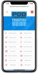 The Podcasting Resources Guide