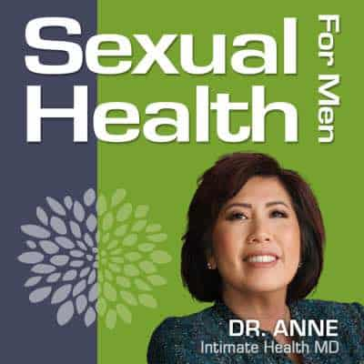 Sexual Health For Men Podcast Cover Art